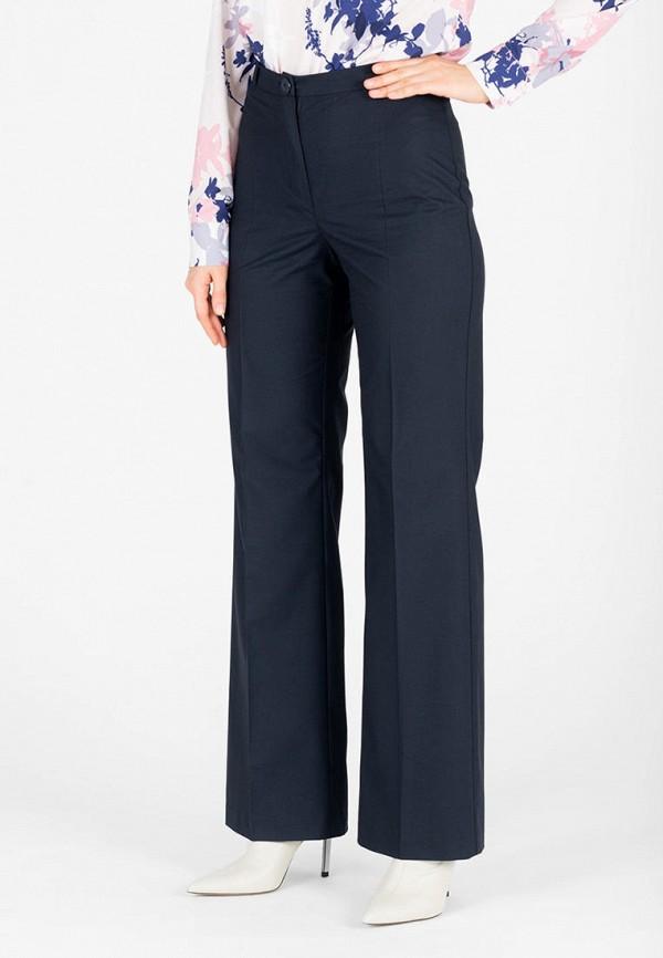 женские повседневные брюки eliseeva olesya, синие