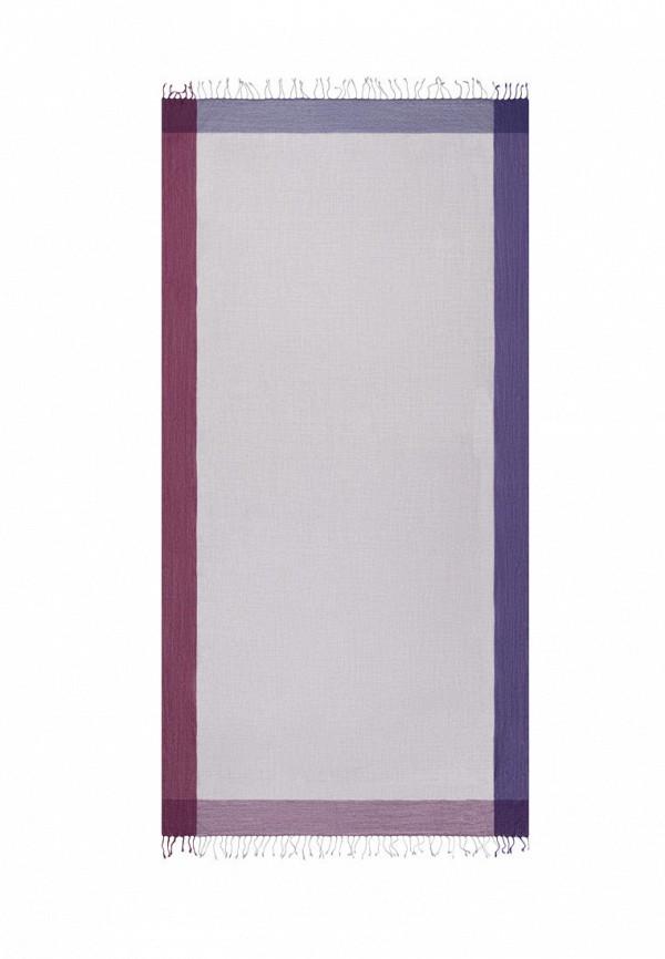 женский палантин michel katana, фиолетовый