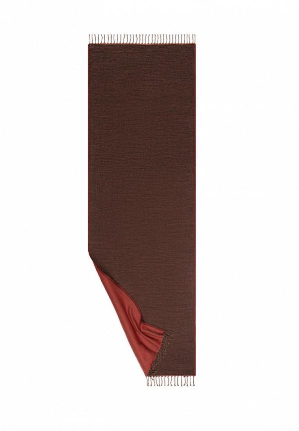 женский палантин michel katana, коричневый