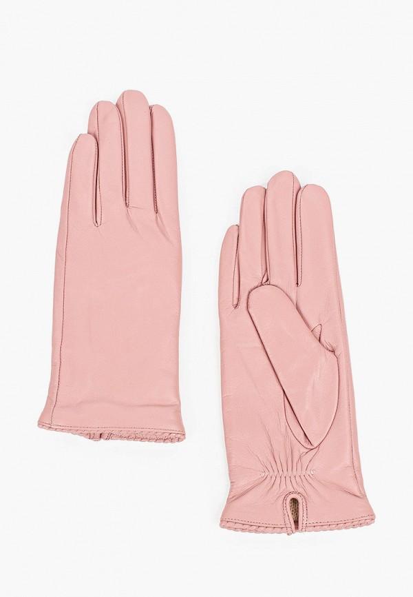 женские кожаные перчатки pitas, бежевые