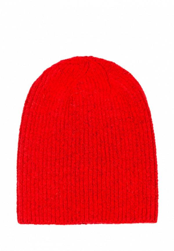 женская шапка l'maro, красная