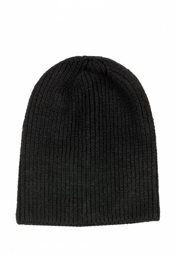 женская шапка l'maro, черная