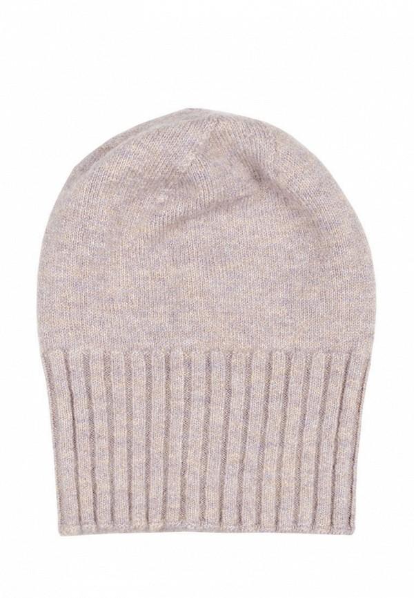 женская шапка l'maro, фиолетовая
