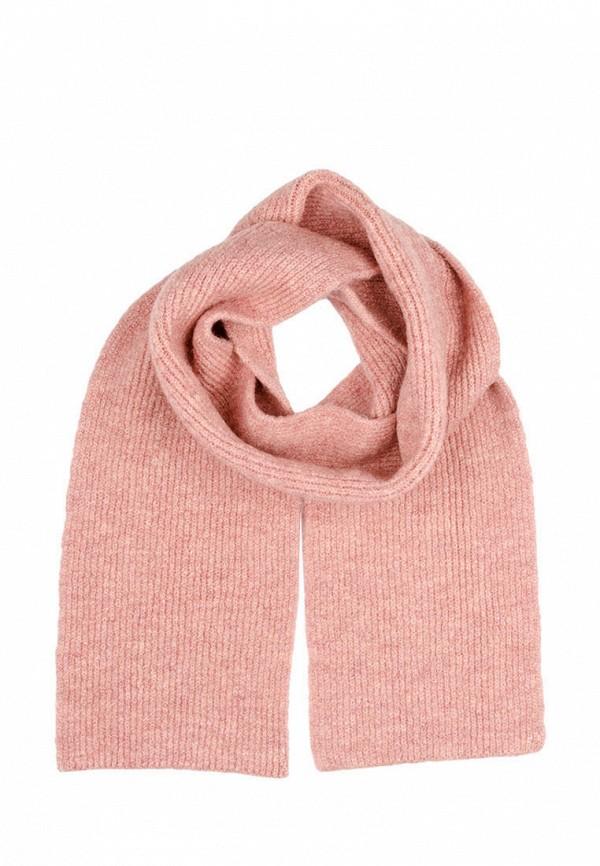 женский шарф l'maro, розовый
