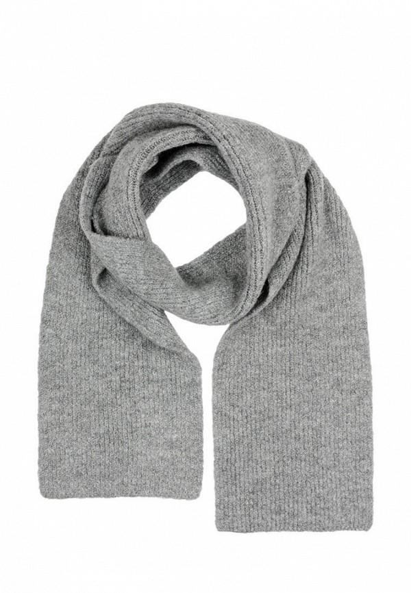 женский шарф l'maro, серый