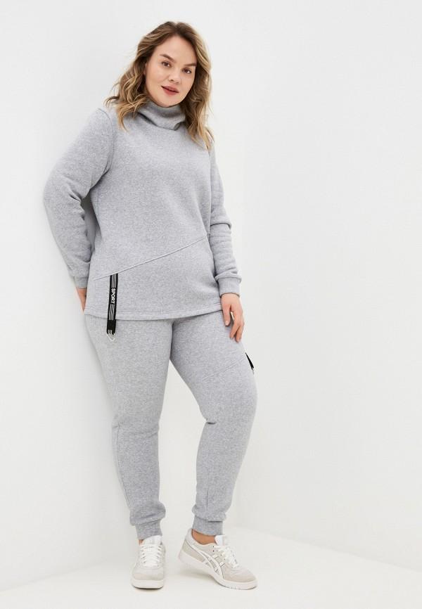 женский спортивный костюм sparada, серый
