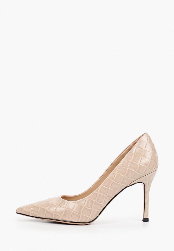 женские туфли-лодочки graciana, бежевые