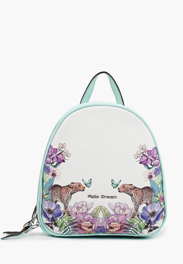 женский рюкзак fiato, разноцветный