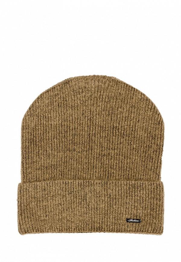 женская шапка l'maro, бежевая
