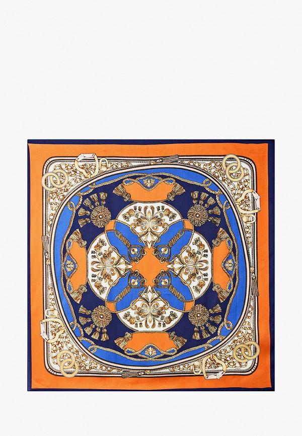 женский платок mon mua, оранжевый
