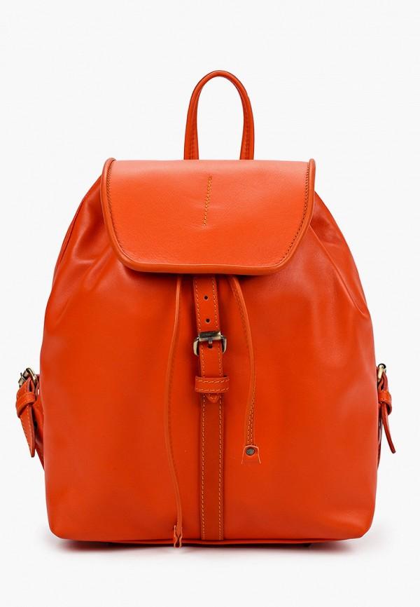 женский рюкзак olio rosti, оранжевый