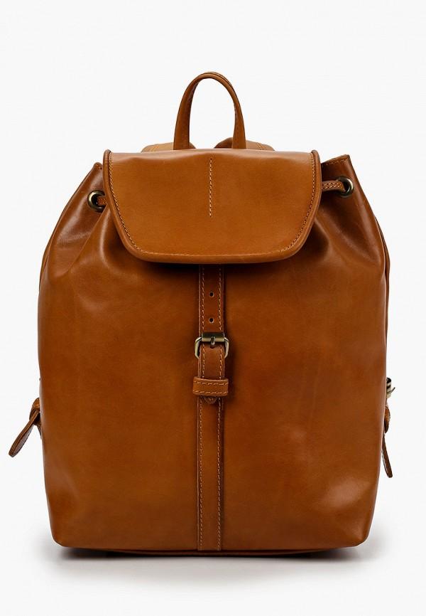 женский рюкзак olio rosti, коричневый
