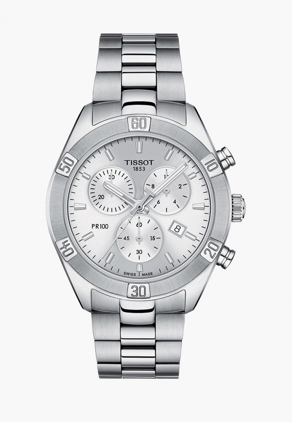 женские часы tissot, серебряные