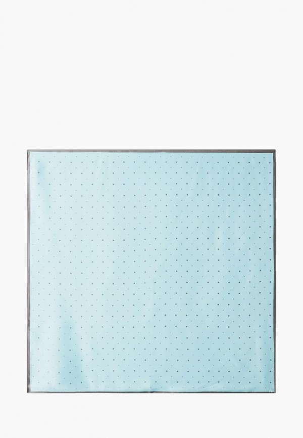 женский платок модные истории, голубой