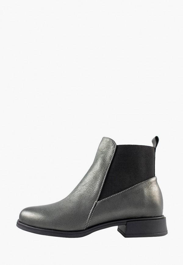 женские ботинки kanaro, серые