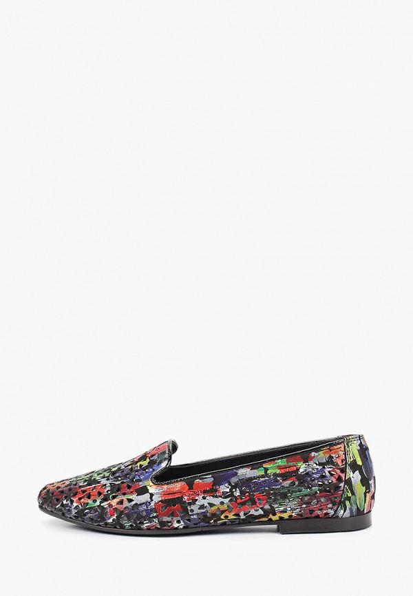 женские лоферы ascalini, разноцветные