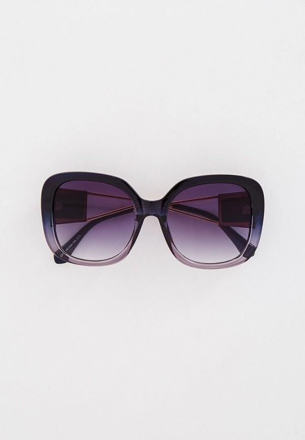 женские квадратные солнцезащитные очки bocciolo, серые