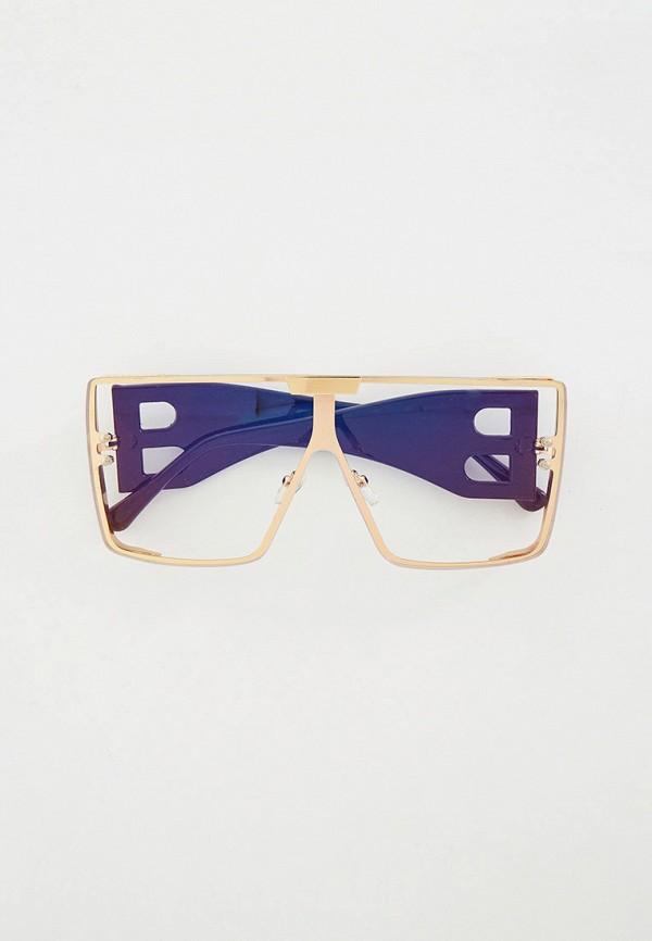 женские солнцезащитные очки bocciolo, золотые