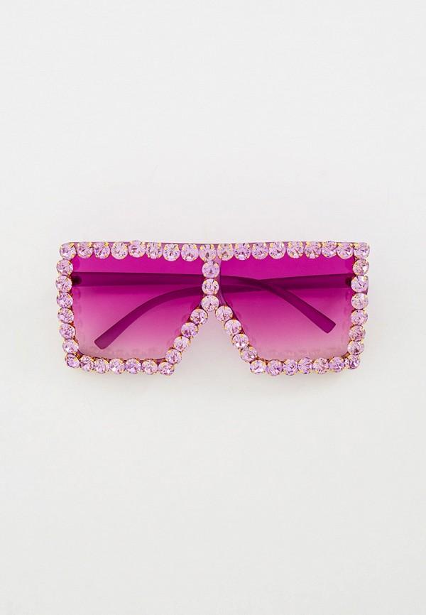 женские солнцезащитные очки bocciolo, фиолетовые