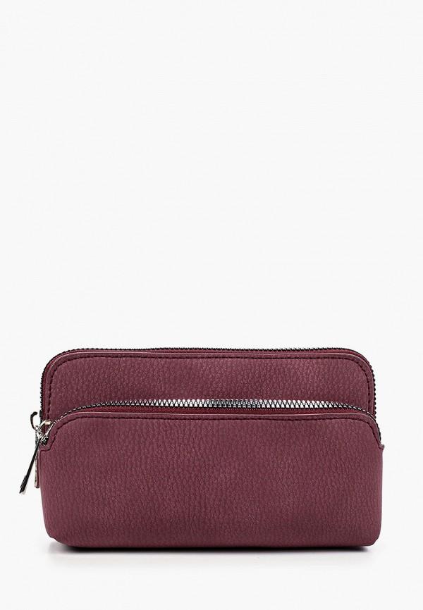 женская поясные сумка sela, фиолетовая