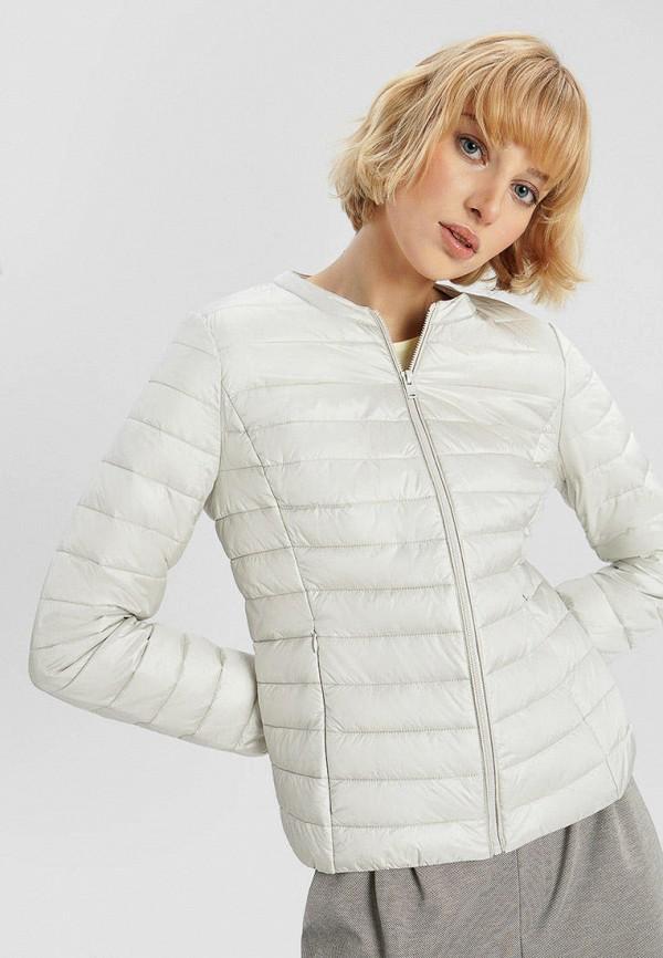 женская куртка o'stin, белая