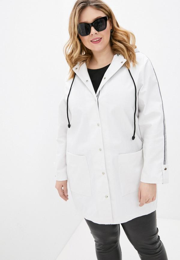 женская легкие куртка olsi, белая