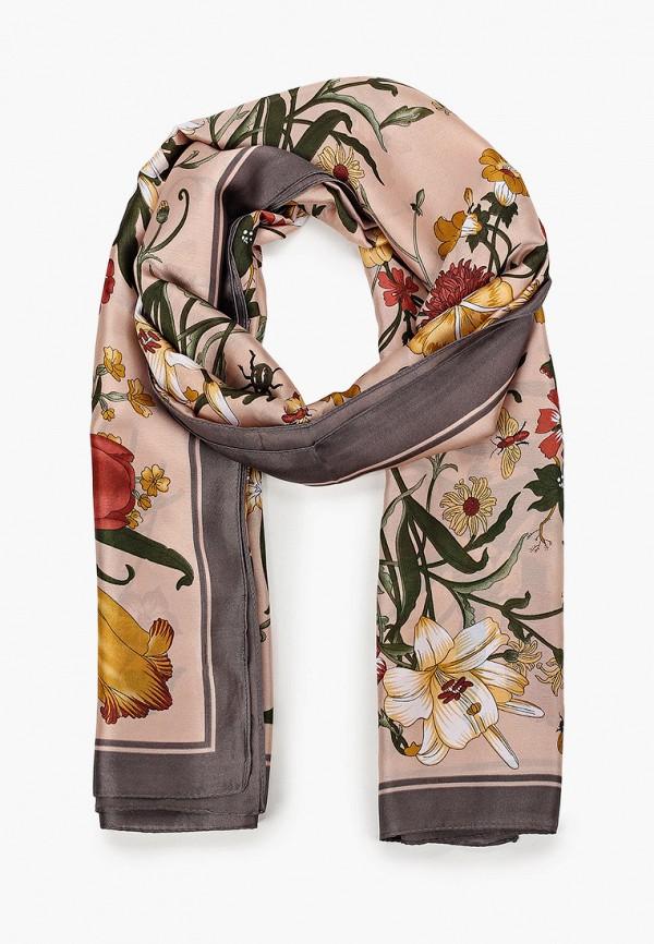 женский палантин marco bonne', коричневый