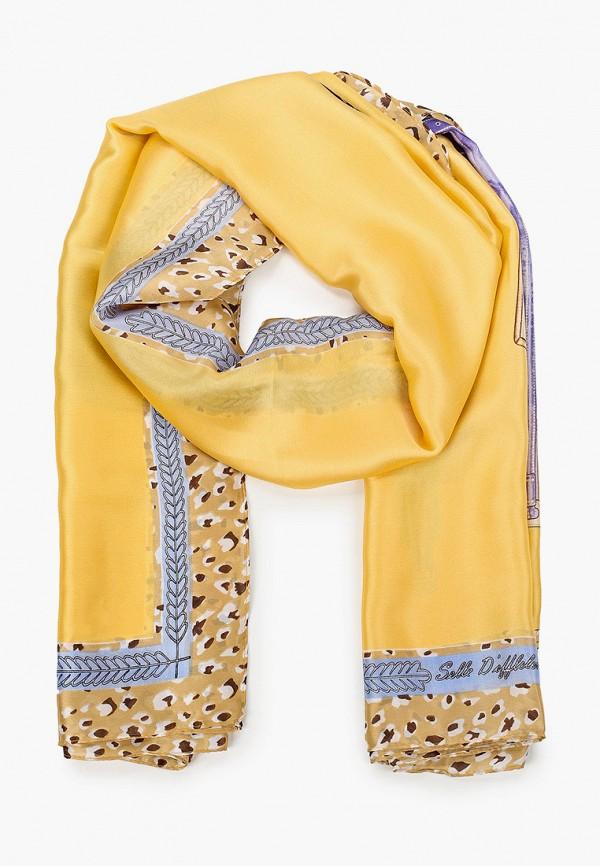 женский палантин marco bonne', желтый