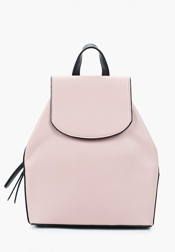 женский рюкзак mascotte, розовый