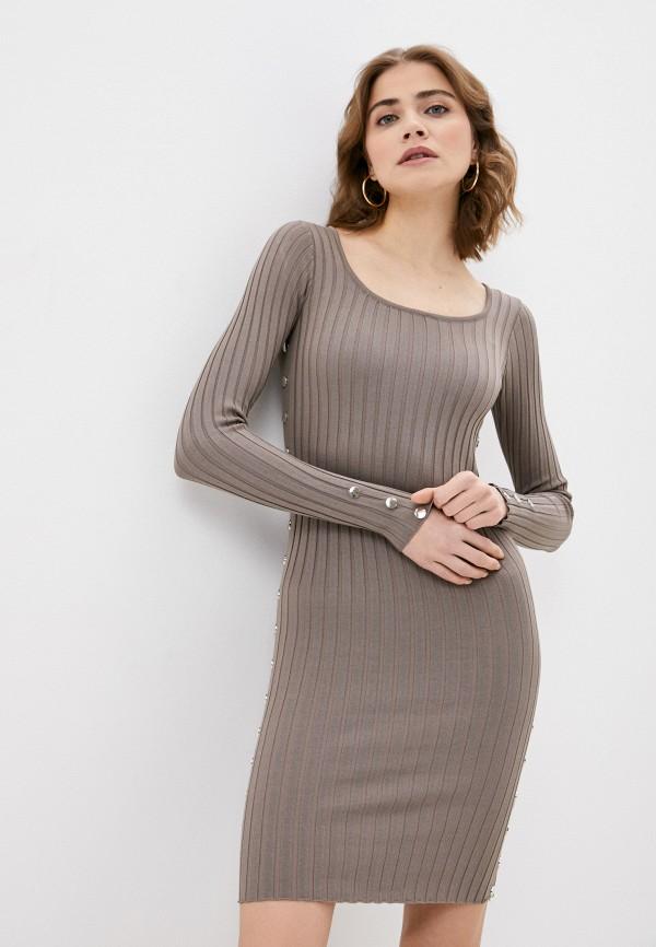 Платье Grafinia бежевого цвета