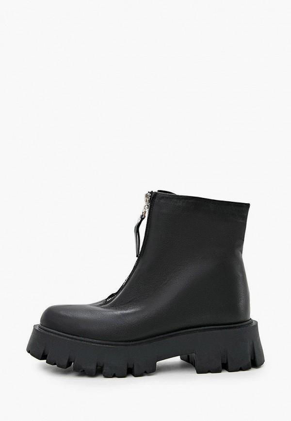 женские ботинки love&live, черные