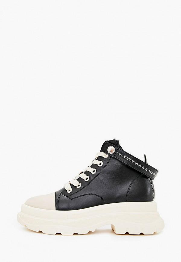 женские ботинки katarina ivanenko, черные
