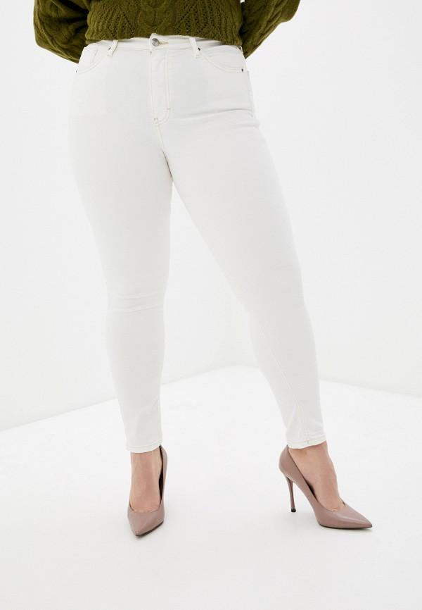 женские джинсы скинни topshop, белые