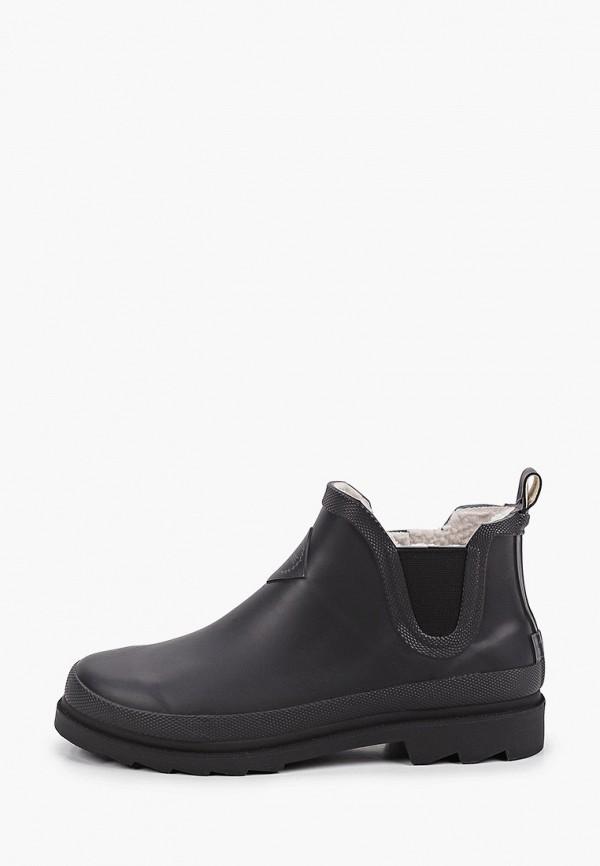 женские ботинки regatta, черные