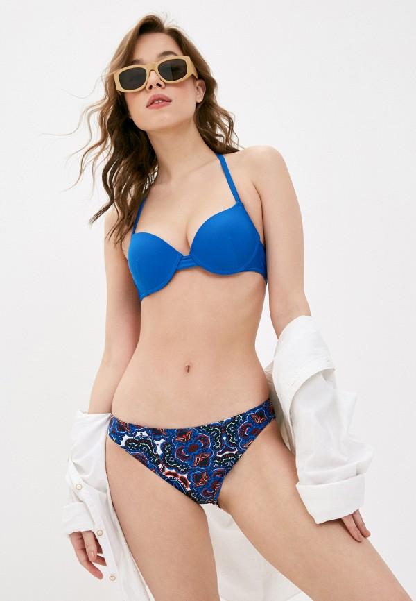 женский купальник sensera, синий