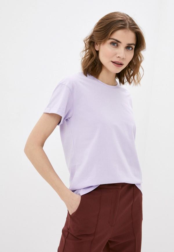 женская футболка vittoria vicci, фиолетовая