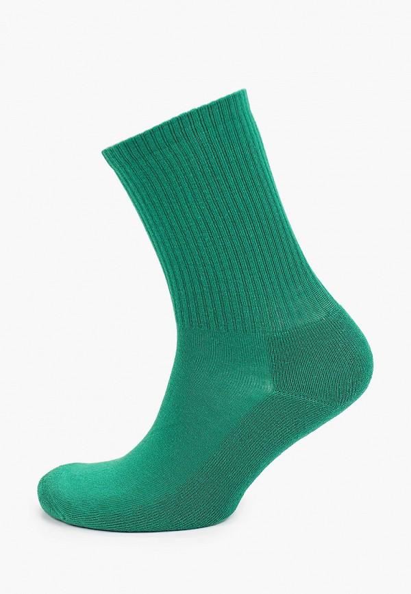 женские носки calzedonia, зеленые