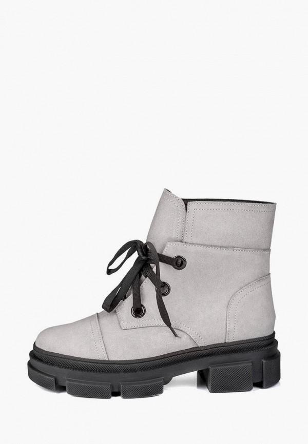 женские ботинки roberto netti, серые
