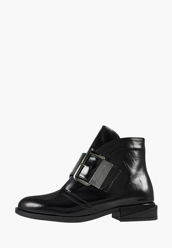 женские ботинки zlett, черные