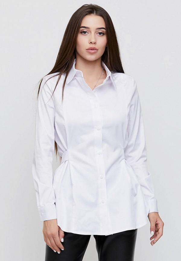 женская рубашка с длинным рукавом cardo, белая