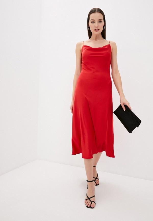 Платье Alisia Hit Alisia Hit  красный фото