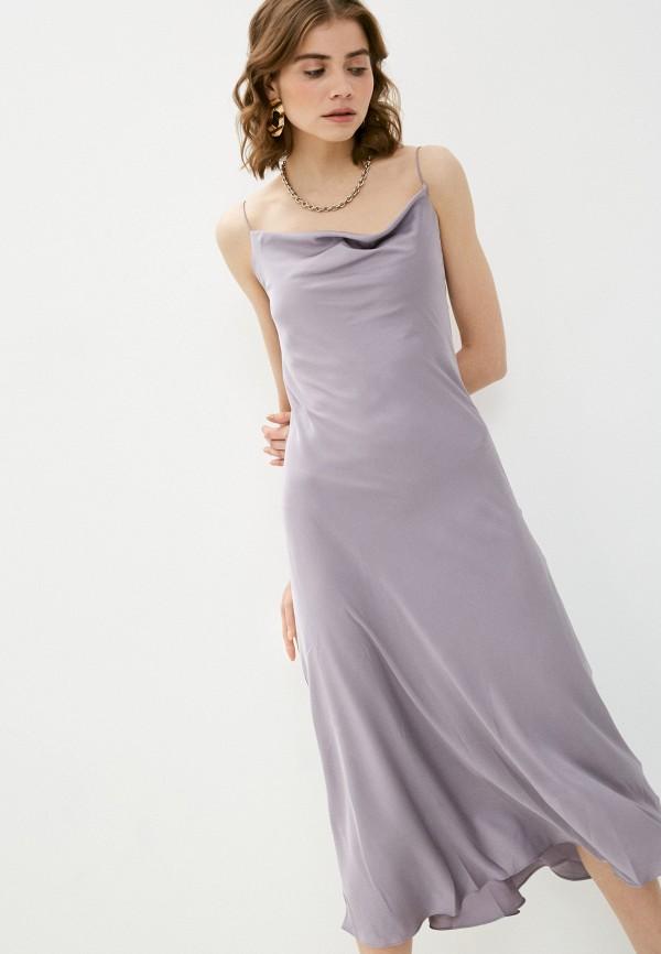 Платье Alisia Hit Alisia Hit  серый фото