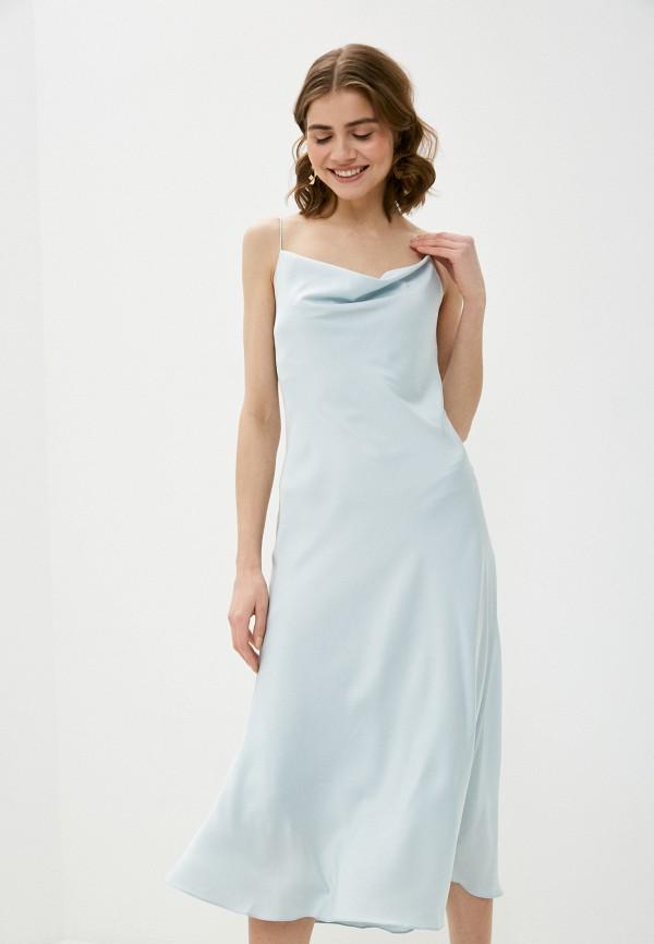 Платье Alisia Hit Alisia Hit  голубой фото