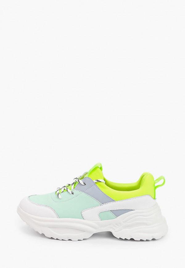 женские низкие кроссовки calipso, разноцветные