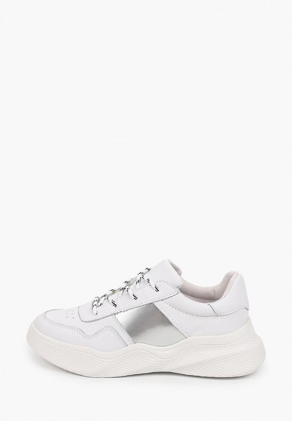женские низкие кроссовки calipso, белые