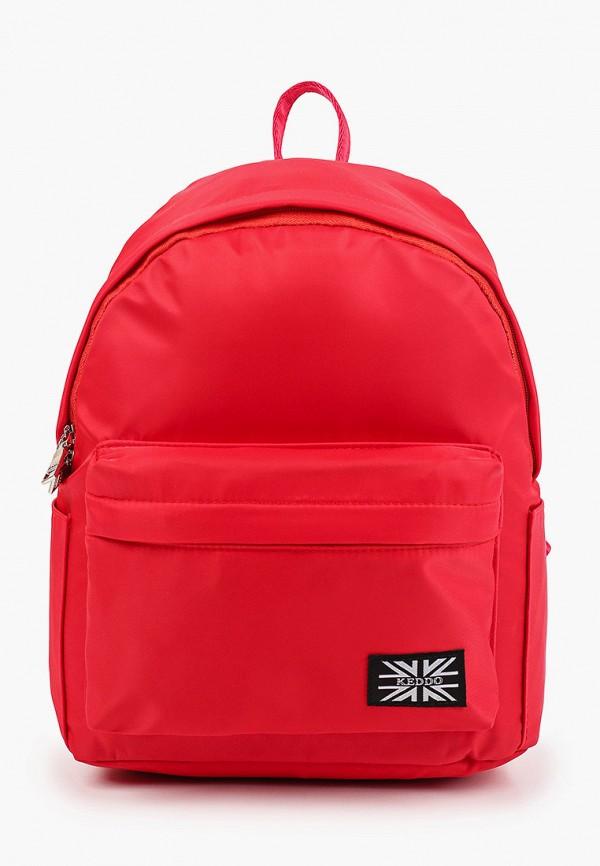Рюкзак Keddo Keddo  красный фото