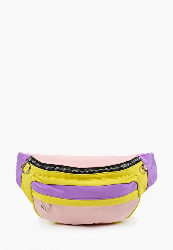 женская поясные сумка keddo, разноцветная