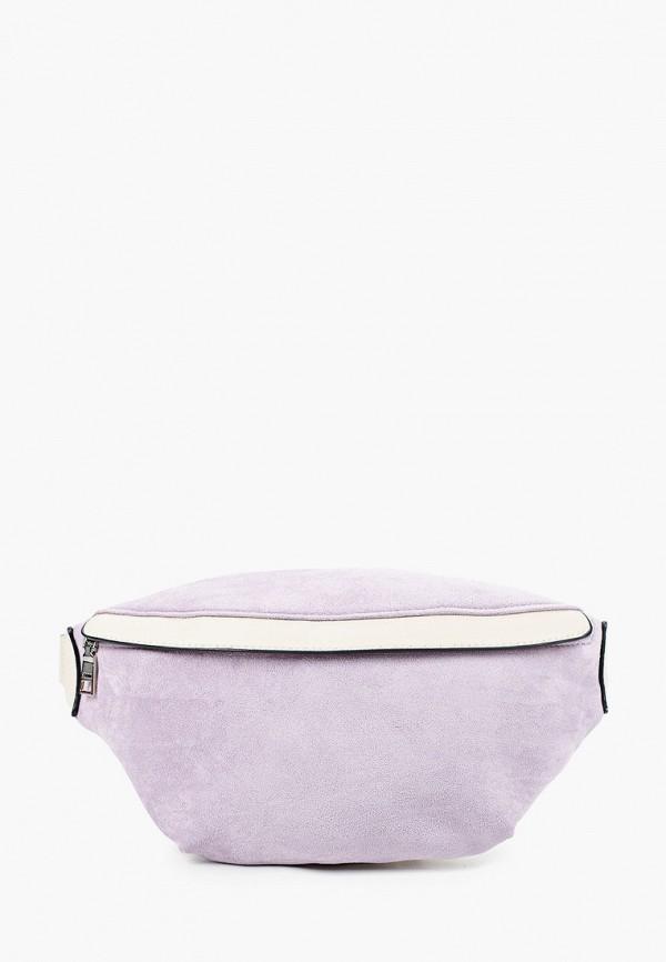 женская поясные сумка keddo, фиолетовая