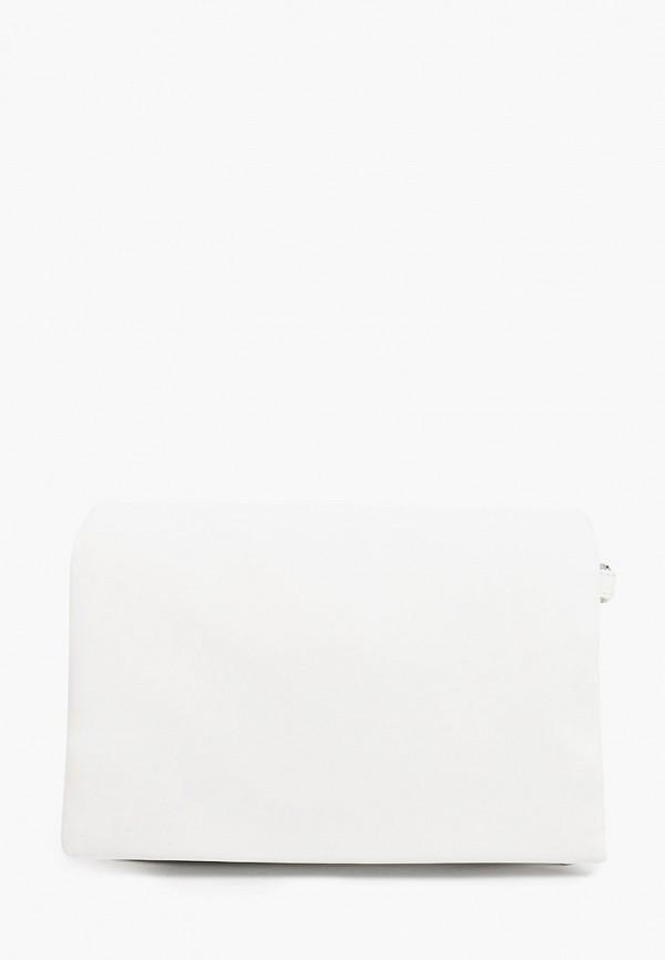 женская сумка через плечо keddo, белая