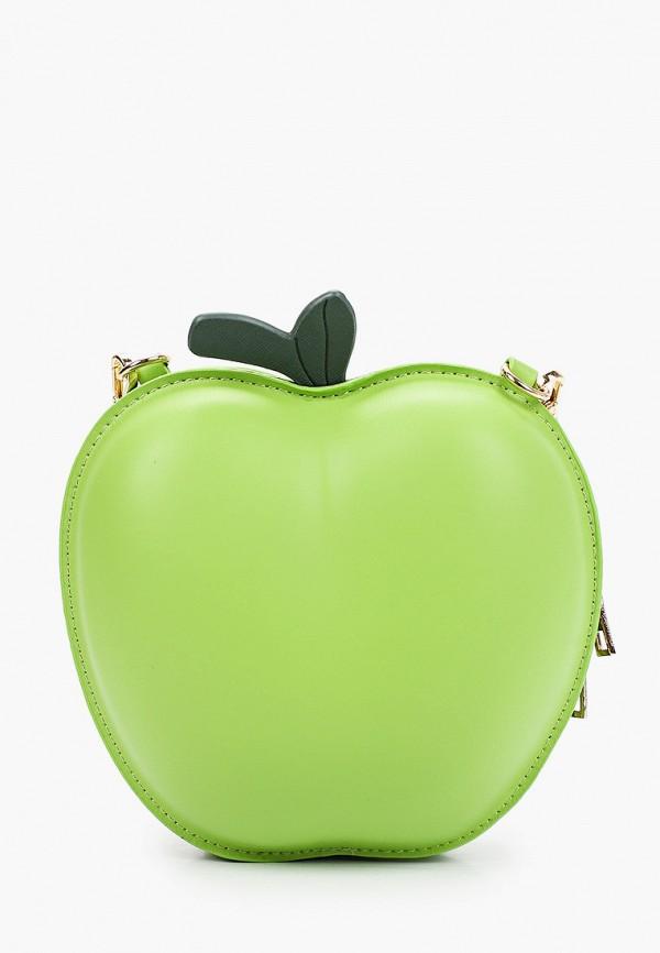 женский клатч артми, зеленый